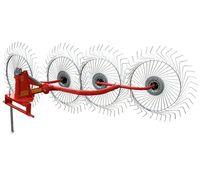 Грабли-ворошилки 4-х колесные 2,6 м