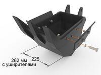Ковш H18.06.100-01