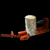 Дровокол навесной винтового типа