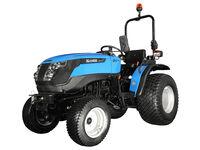 Трактор SOLIS 20 (Газонные колеса)