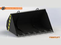 Ковш КШ-05FL для фронтального погрузчика FRONTLIFT
