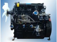 Дизельный двигатель SL4100 BT