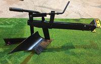 Плуг со сцепкой для садового трактора Митракс