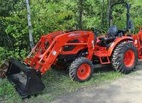 Фронтальный погрузчик для трактора KIOTI CK3510/CK3510 HU