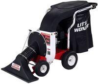 Садовая воздуходувка-пылесос Little Wonder Pro Vac
