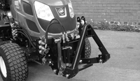 Фронтальная сцепка для трактора KIOTI СS2610