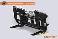 Бревнозахват БЗ-081FL для фронтального погрузчика FRONTLIFT