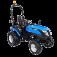 Трактор SOLIS 26 (Индустриальные колеса)