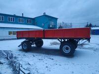 Прицеп тракторный двухосный 2ПТС-7,5