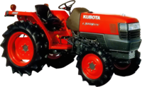 KUBOTA L3108