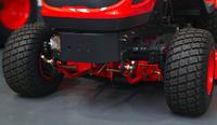 Газонные колеса для трактора KIOTI CS2610