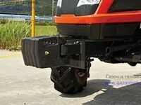 Фронтальный груз для трактора KIOTI NX4520 H