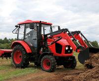Универсальный трактор Владимир 4050